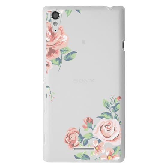 Sony T3 Cases - Spring Blossom