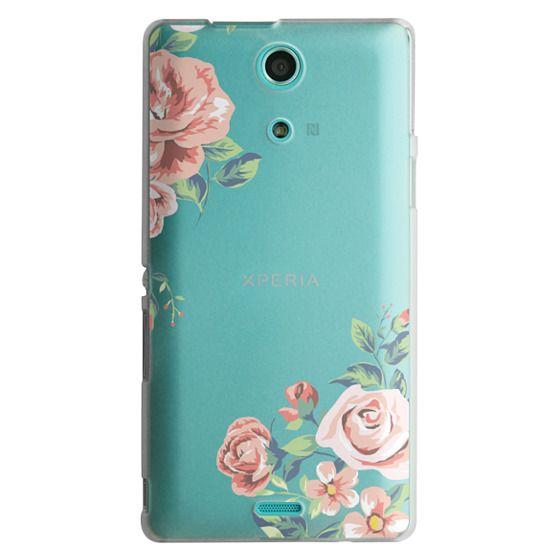 Sony Zr Cases - Spring Blossom