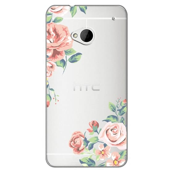 Htc One Cases - Spring Blossom