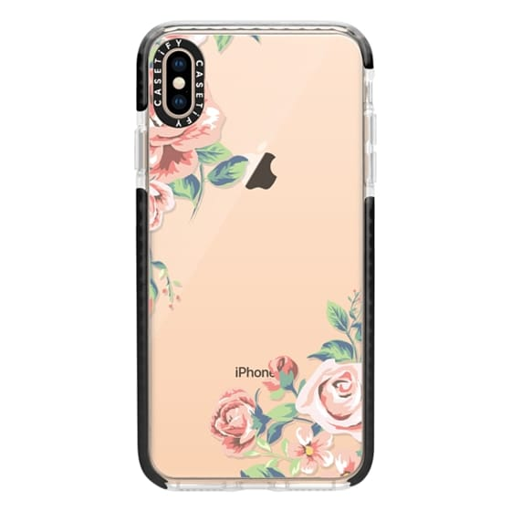 iPhone XS Max Cases - Spring Blossom