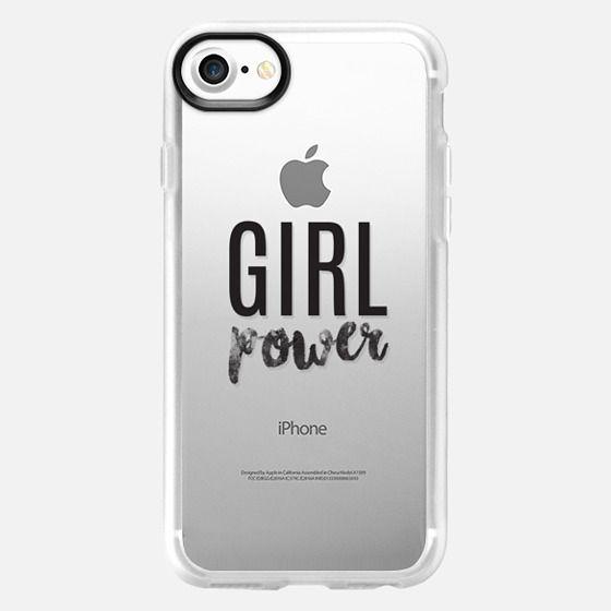 Girl Power -Transparent- -