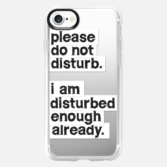 Do not disturb 2 - Wallet Case