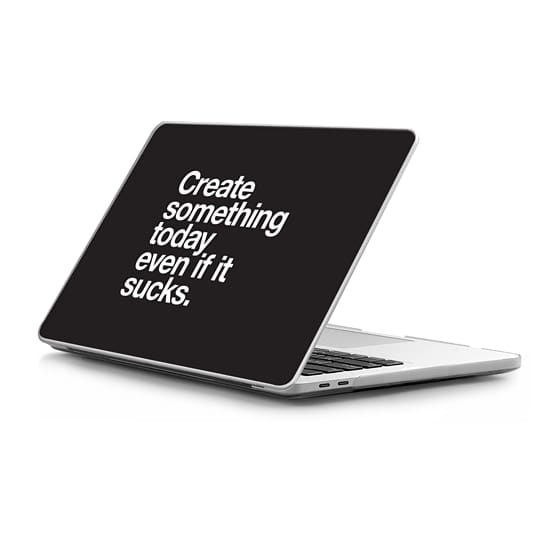 MacBook Pro Touchbar 13 Sleeves - Create something today even if it sucks