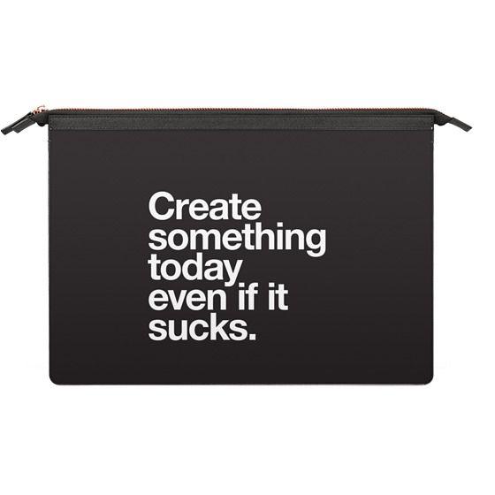 MacBook Pro Touchbar 13 Sleeves - Create something today even if it sucks