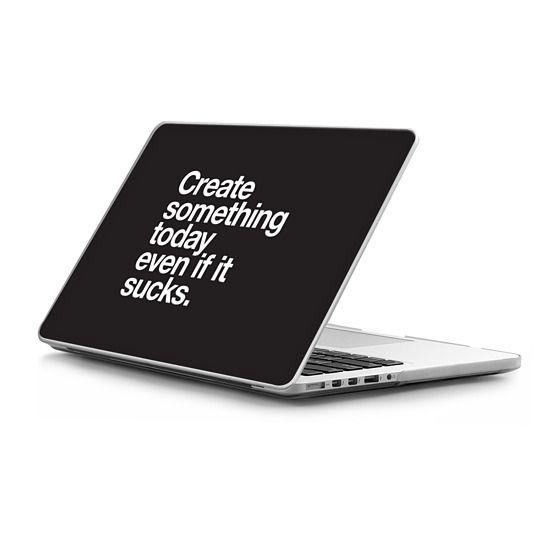MacBook Pro Retina 13 Sleeves - Create something today even if it sucks
