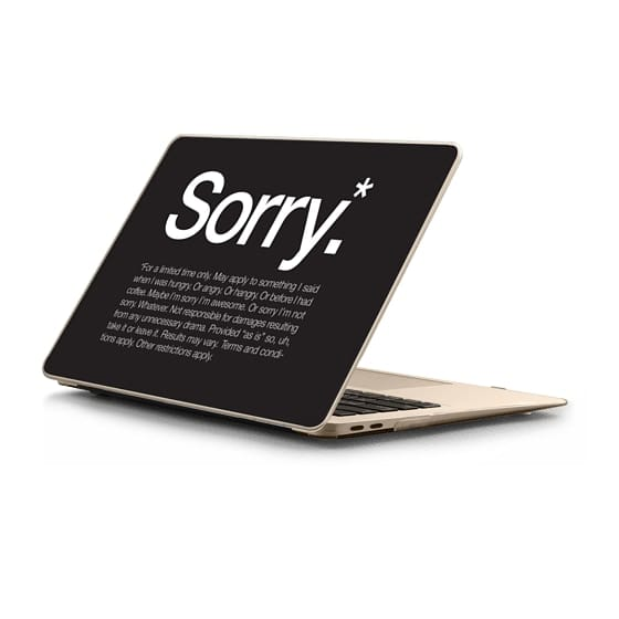 MacBook Air Retina 13 Sleeves - Sorry for a limited time