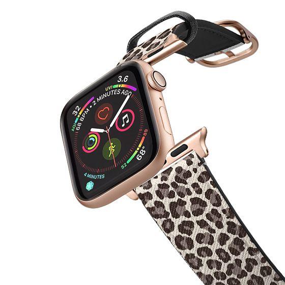 Apple Watch 38mm Bands - Leopard Skin