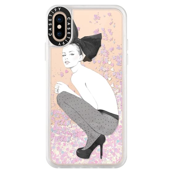 iPhone XS Cases - Big Bow