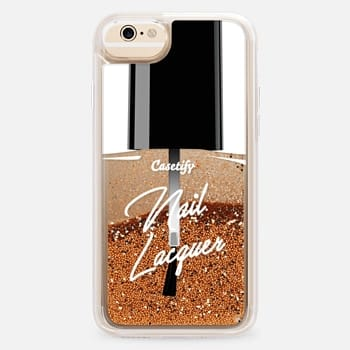 iPhone 6s Case Glitter Nail Lacquer