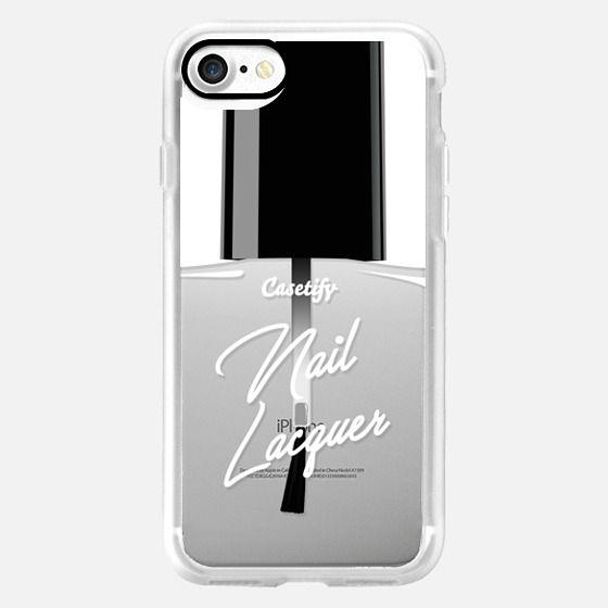Glitter Nail Lacquer -