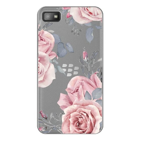 Blackberry Z10 Cases - Stop and smell the roses