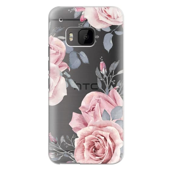 Htc One M9 Cases - Stop and smell the roses