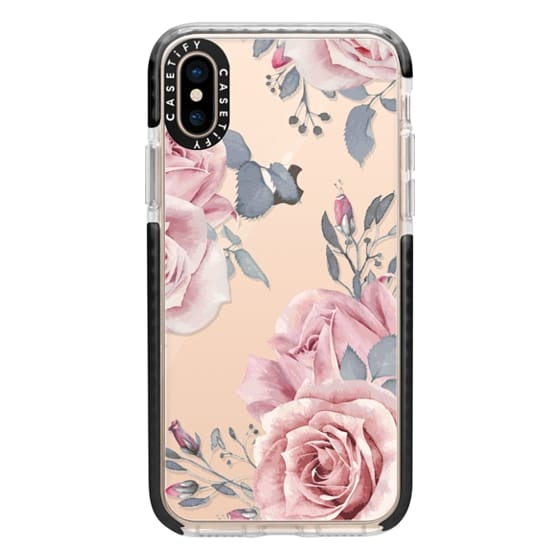 iPhone XS Cases - Stop and smell the roses