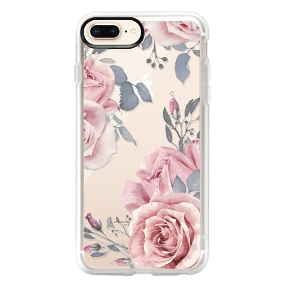 iPhone 8 Plus Cases - Stop and smell the roses