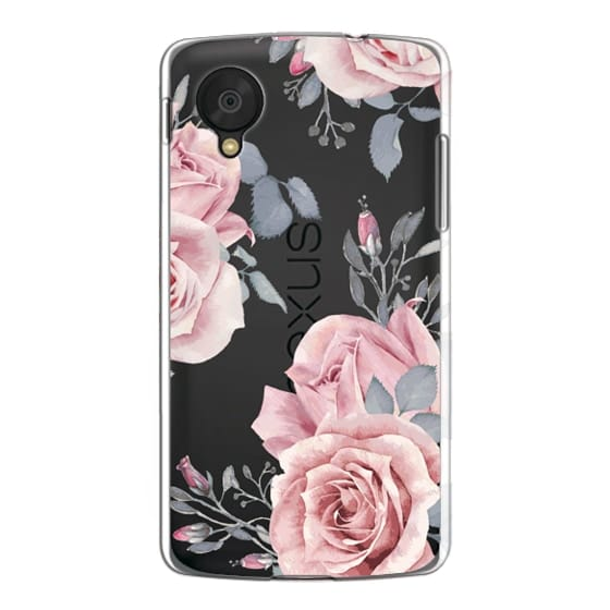 Nexus 5 Cases - Stop and smell the roses