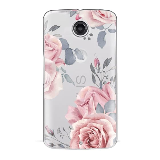 Nexus 6 Cases - Stop and smell the roses