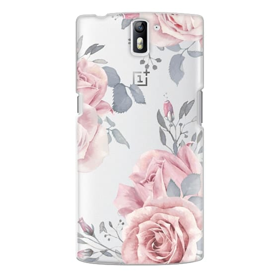 One Plus One Cases - Stop and smell the roses