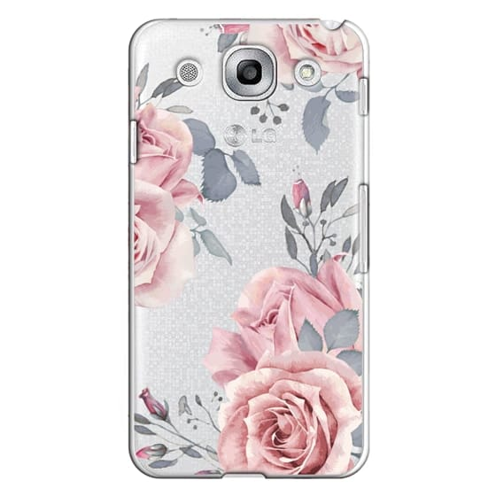 Optimus G Pro Cases - Stop and smell the roses