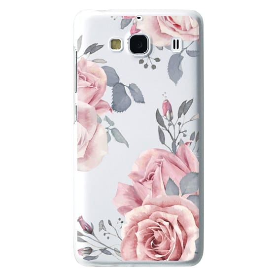 Redmi 2 Cases - Stop and smell the roses