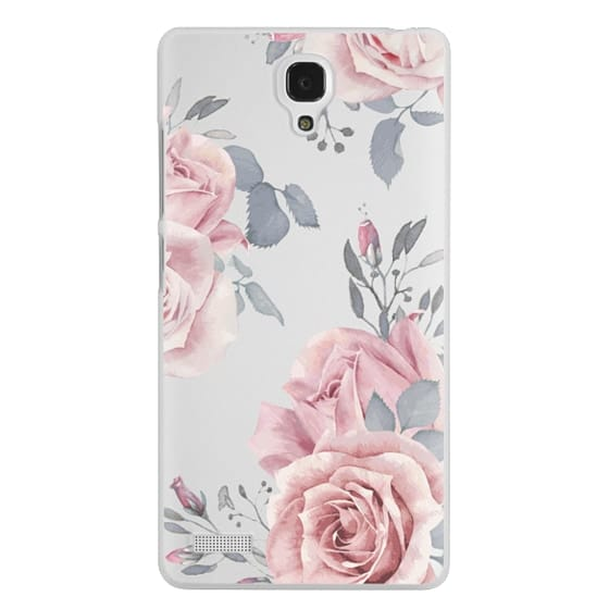 Redmi Note Cases - Stop and smell the roses