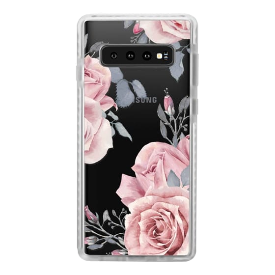 Samsung Galaxy S10 Cases - Stop and smell the roses