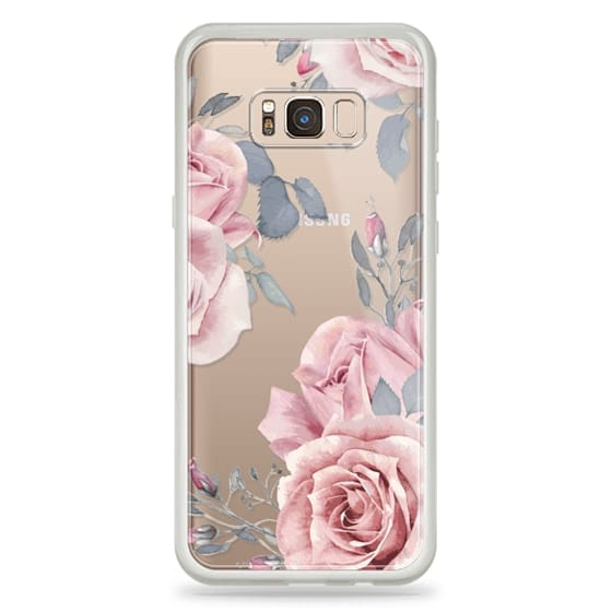 Samsung Galaxy S8 Plus Cases - Stop and smell the roses
