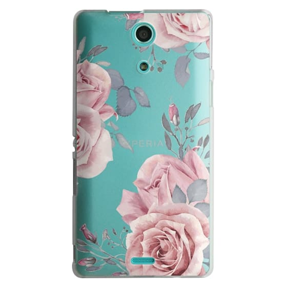 Sony Zr Cases - Stop and smell the roses