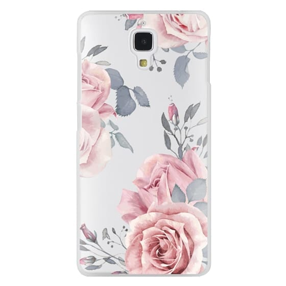 Xiaomi 4 Cases - Stop and smell the roses