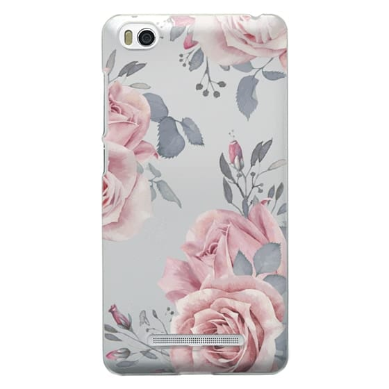 Xiaomi 4i Cases - Stop and smell the roses