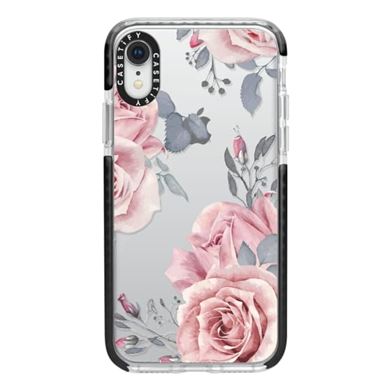 iPhone XR Cases - Stop and smell the roses