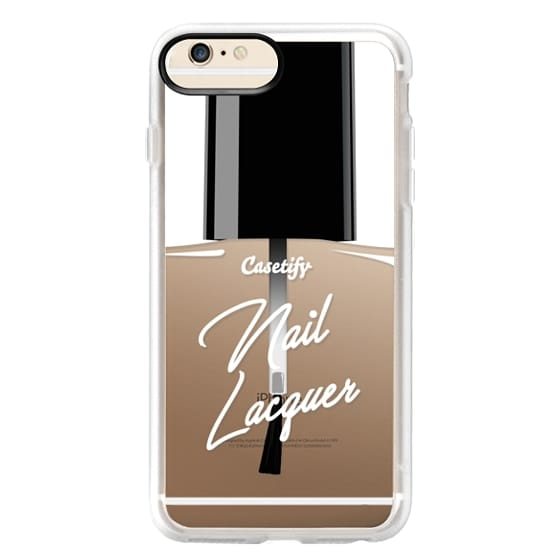 iPhone 6 Plus Cases - Glitter Nail Lacquer