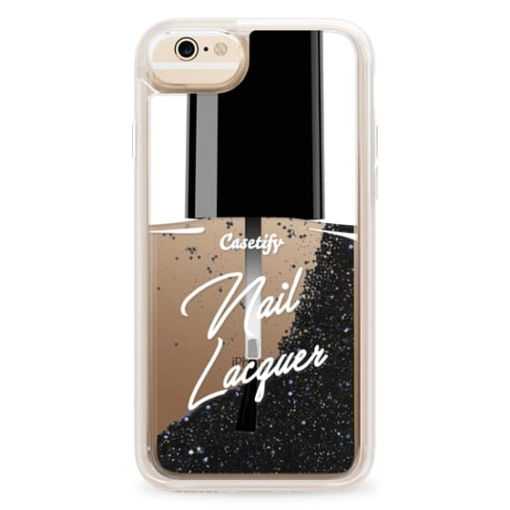 iPhone 6 Cases - Glitter Nail Lacquer
