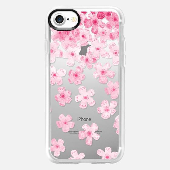 Cascading Cherry Blossoms - Classic Grip Case