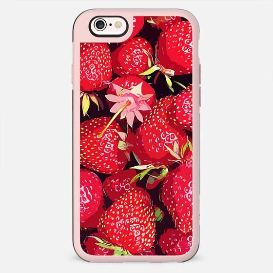 Summery Strawberry Goodness - New Standard Case
