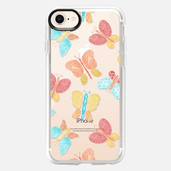 Summery Butterflies - Snap Case