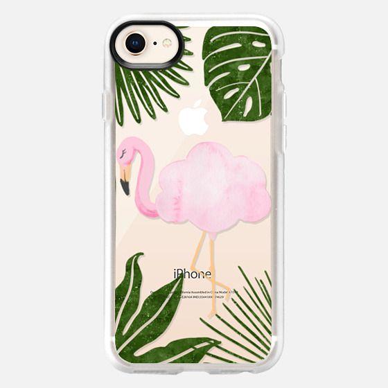 Flamingo Cloud - Snap Case