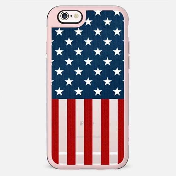 American Flag - New Standard Case
