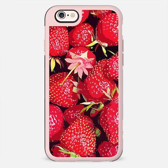 Summery Strawberry Goodness - New Standard Case