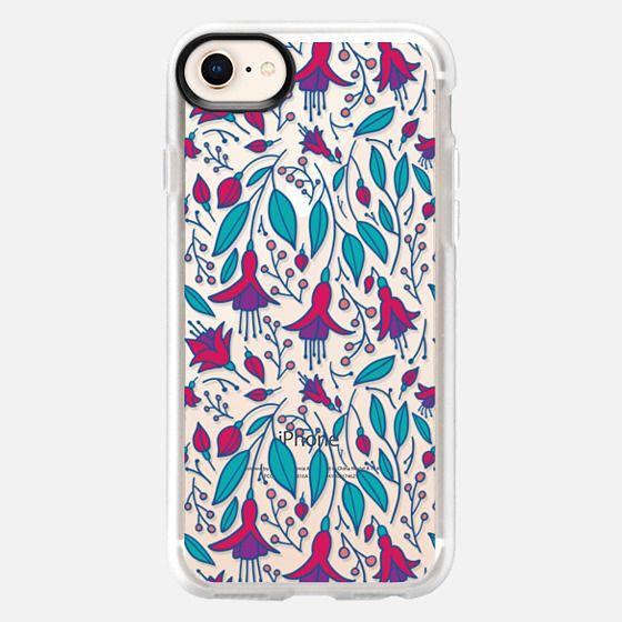Fuchsia Fantasy - Snap Case