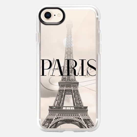 Paris (rose gold) - Snap Case