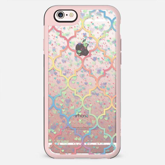 Confetti Hearts - New Standard Case