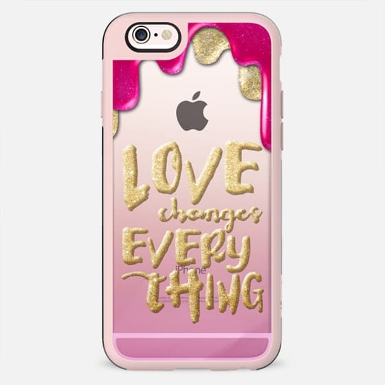 Love Changes Everything - New Standard Case