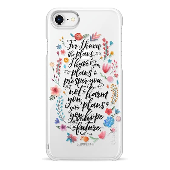 iPhone 8 Cases - Jeremiah 29:11