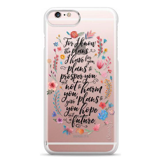 iPhone 6s Plus Cases - Jeremiah 29:11