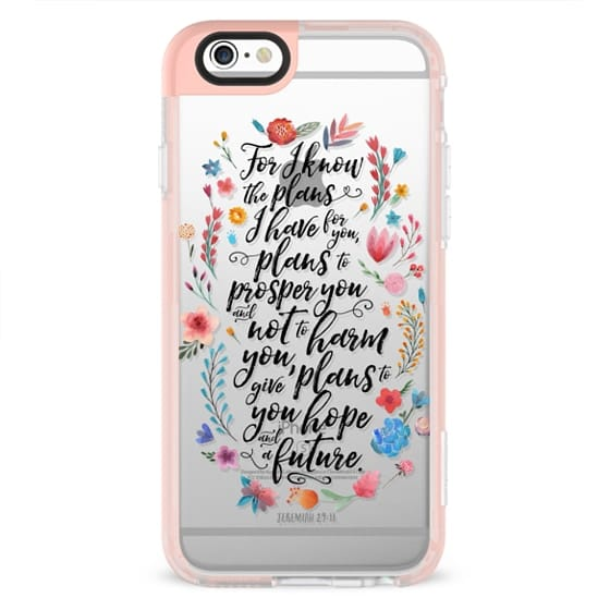 iPhone 4 Cases - Jeremiah 29:11