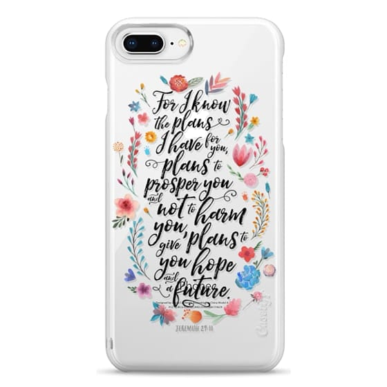 iPhone 8 Plus Cases - Jeremiah 29:11