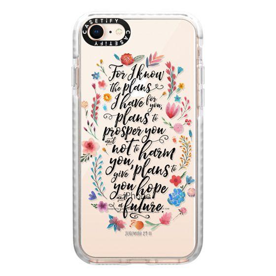 iPhone 8 Cases - Jeremiah 29:11