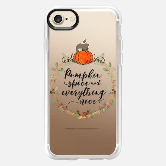 Pumpkin Spice and Everything Nice -