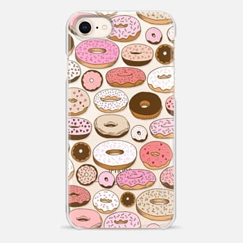 iPhone 8 Case Donuts Forever
