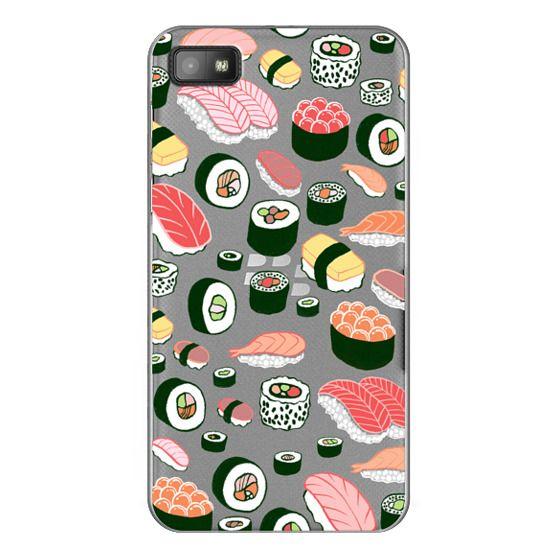 Blackberry Z10 Cases - Sushi Fun!